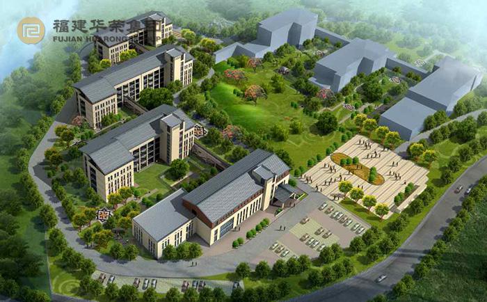 福州市晋安区社会福利中心PPP项目