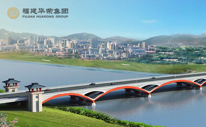 平和县城新南大桥